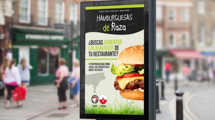 Publicidad exterior ganadería