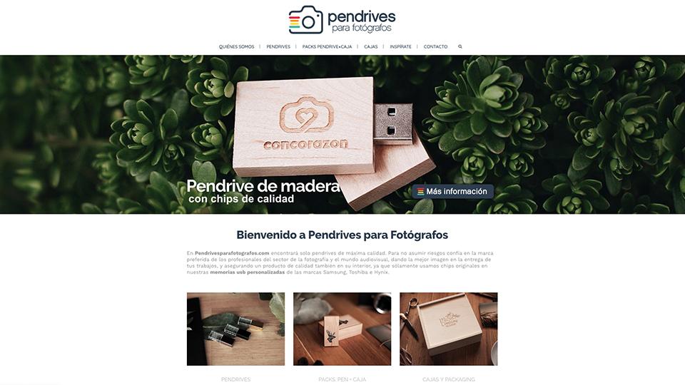 Web pendrives