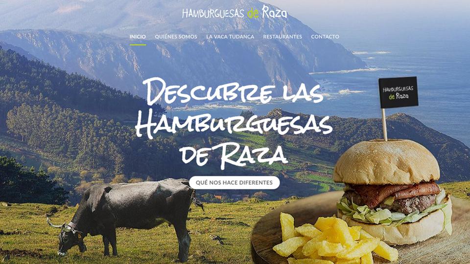 Página web ganadería