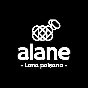 Logo Alane blanco transparente