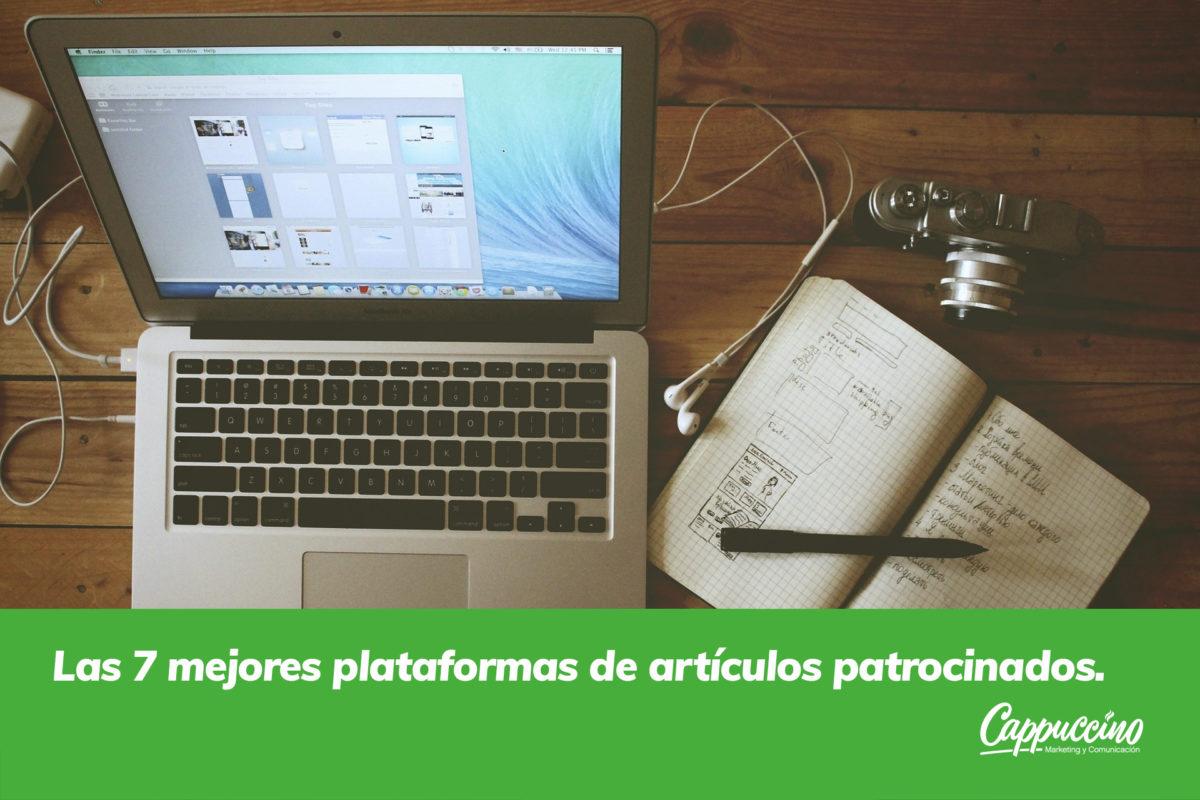 Las 7 mejores plataformas de artículos patrocinados